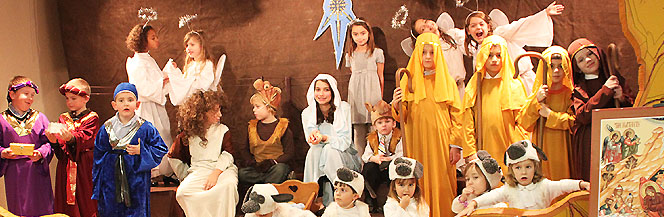 The Christmas Pageant.Church School Program Christmas Pageant East Meadow Ny